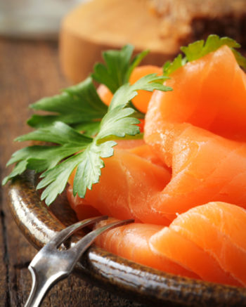 saumon premium d'Ecosse
